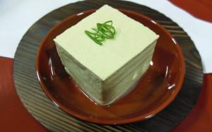 青大豆豆腐よしの美人の画像